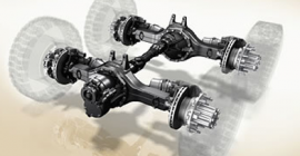 Axles and Transmission